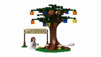 Birthday Bilbo 111th Lego Celebrate
