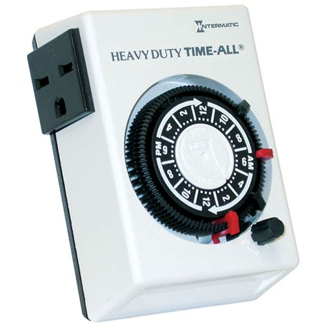 intermatic heavy duty 240v timer