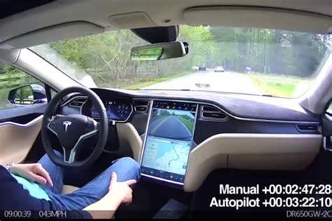tesla admits autopilot    latest model
