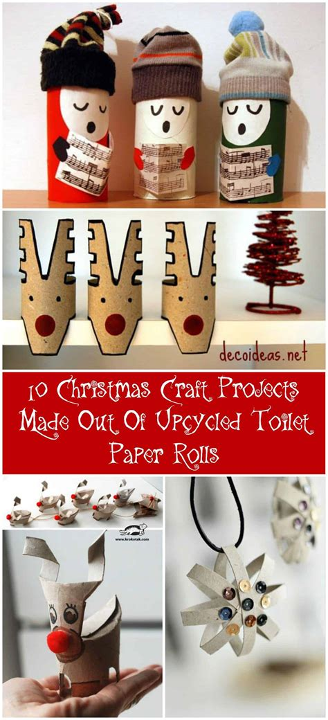 christmas craft projects    upcycled toilet