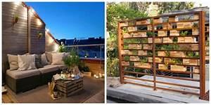 Brise Vue Bois Balcon : brise vue balcon en quelques id es int ressantes ~ Edinachiropracticcenter.com Idées de Décoration