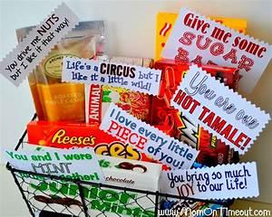 DIY Valentine's Day Gift Baskets- For Him! - Darling Doodles