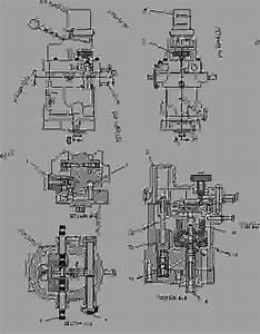 6i1101 Governor Group - Engine
