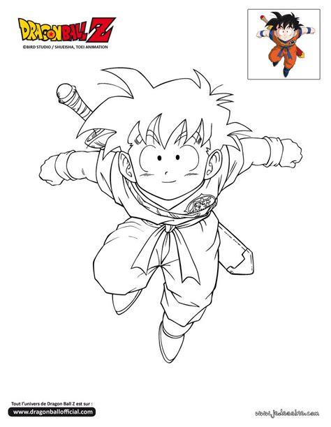 Coloriage Dragon Ball Z  Dessin Animé Pinterest