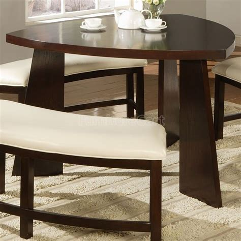 friendship circle triangle dining table dining table