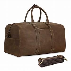 Reisetasche Aus Leder : stilord gro er vintage weekender ledertasche reisetasche handgep ck in kabinengr e aus b ffel ~ Somuchworld.com Haus und Dekorationen