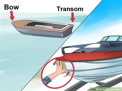 What To Wax Boat With by How To Wax Your Boat 12 Steps With Pictures Wikihow