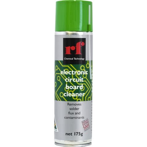 Flux Remover Cleaner Electric Circuit Board