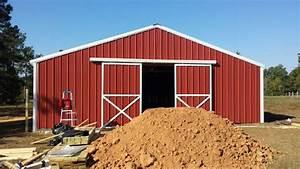 sfg custom barns horse barn construction contractors in With barn construction companies