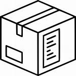 Package Icon Parcel Svg Onlinewebfonts