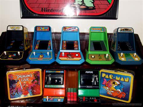 Coleco Table Top Arcade Games