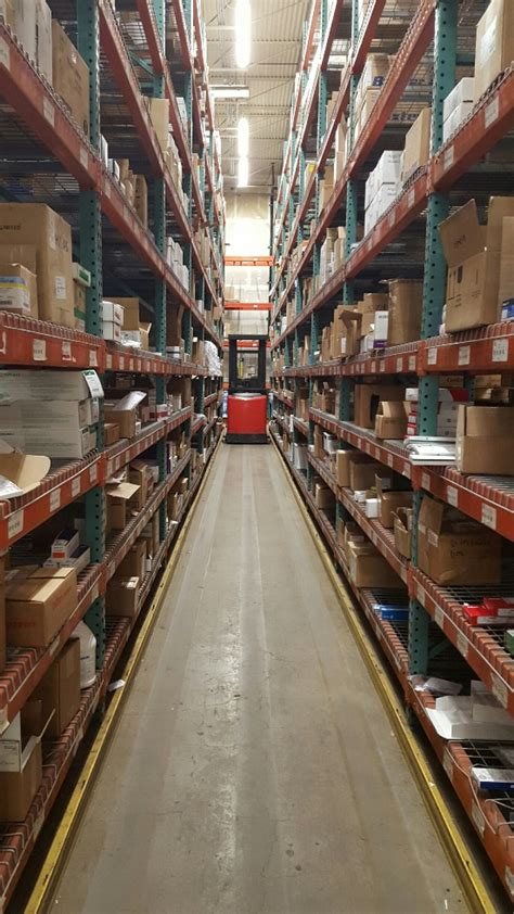 materials management warehouse operations