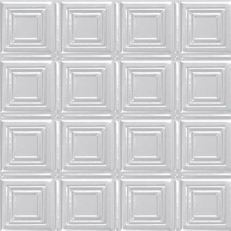 ceiling tiles home depot canada shanko 2 x 2 white finish steel lay in ceiling