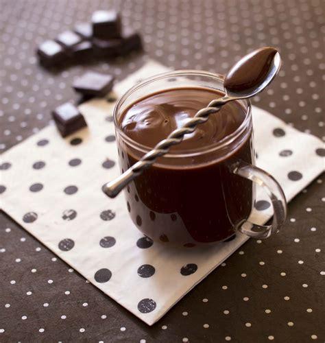 type de cuisine cioccolate calda le chocolat chaud italien épais les