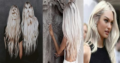 Real Platinum Hair by 25 Beautiful Styles To Elevate Your Platinum Hair