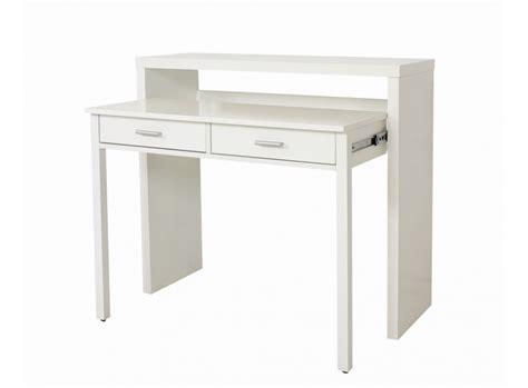 bureau console extensible 2 en 1 bureau console extensible 2 en 1 ugo bureau console 1
