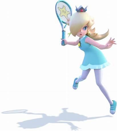 Rosalina Mario Tennis Smash Super Ultra Bros