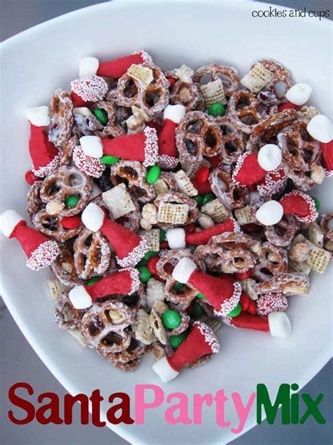 fresh food friday 15 food ideas six stuff six stuff - Christmas Party Foods