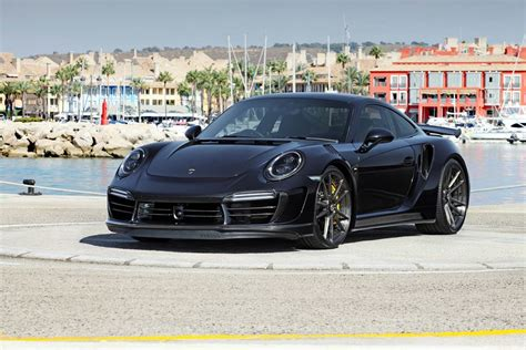Topcar's 2017 Porsche 911 Turbo S Stinger Gtr Is A