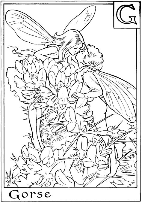detailed fairy coloring pages getcoloringpagescom