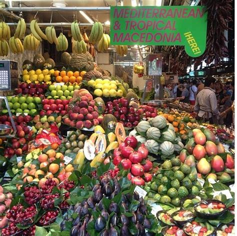 Barcelona food market...The Fresh Market can't touch this ...