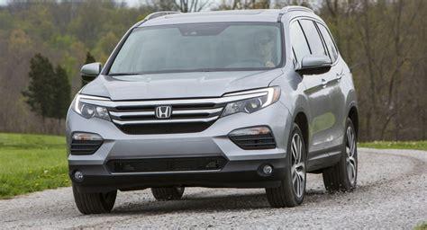 Short-wheelbase Honda Pilot To Debut In 2018