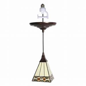 Worth home products pkn instant pendant light