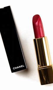 Chanel Camelia Rouge Metal & Camelia Pourpre Rouge Allure ...