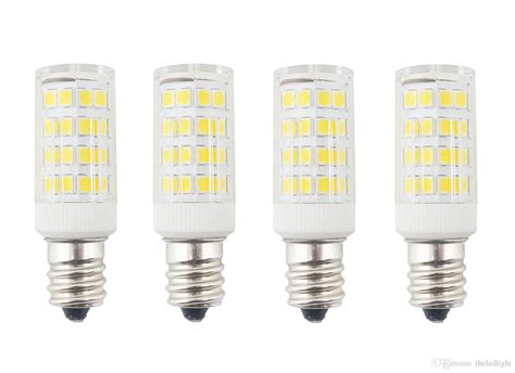 mini e12 candelabra led corn bulb 40w equivalent t3 t4 e12