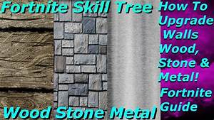 How To Build Stone Walls In Fortnite Wall Designs