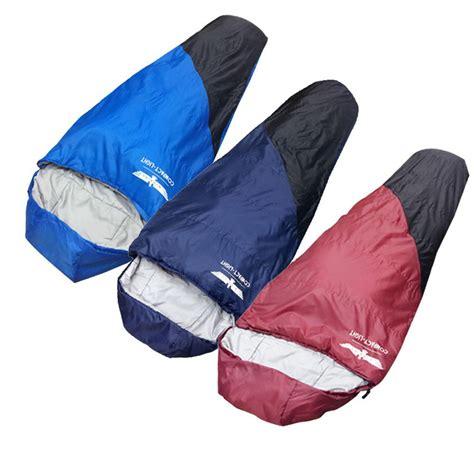 Light Sleeping Bag by Compact Light Sleeping Bag