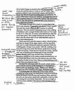 Comparing And Contrasting Two Movies Essay