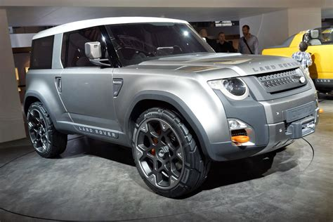 land rover defender revealed pictures auto express