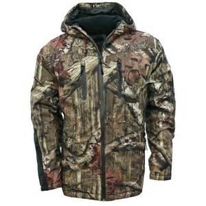Winter Camo Hunting Jackets