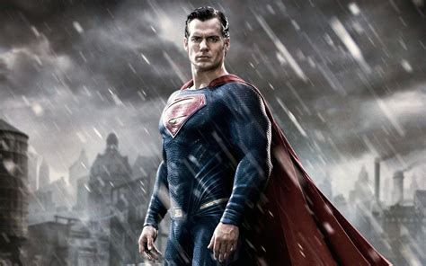 Superman In Batman Vs Superman Movie, Hd Movies, 4k
