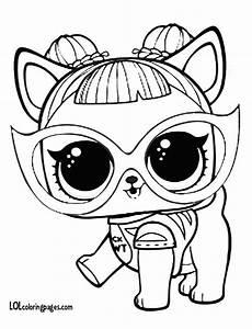 Lol Surprise Pets Dibujos Para Colorear