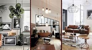 Luminaire Salon Design : salon luminaire style ambiance conseils de pro ~ Teatrodelosmanantiales.com Idées de Décoration