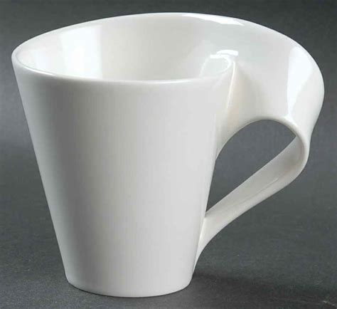 New Wave Villeroy Boch by Villeroy Boch New Wave New Wave Caffe Right Handed Mug