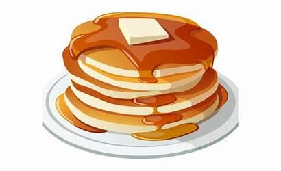 Clipart Pancakes Emojis Pancake Bacon Drawing Illustration