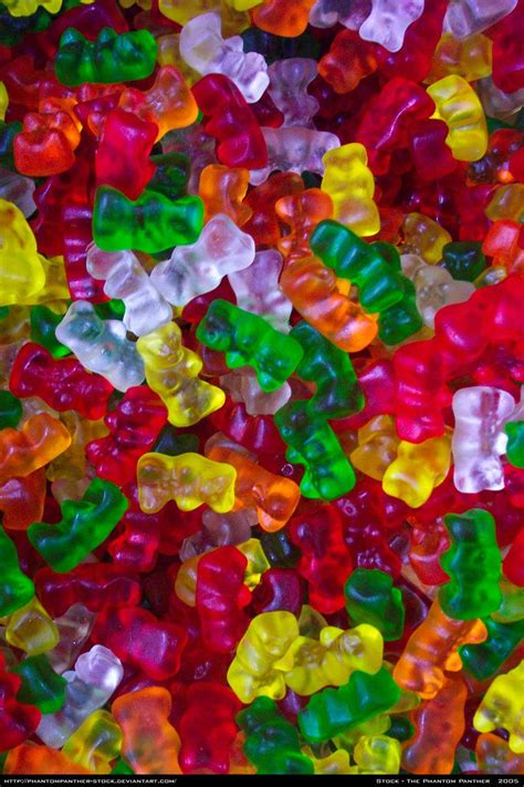16 things made from gummy pic i am bored