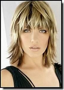 Coiffure Femme Mi Long : photos coiffure femme cheveux mi longs ~ Melissatoandfro.com Idées de Décoration