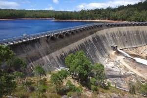 Wellington Dam desalination plan to boost local ...