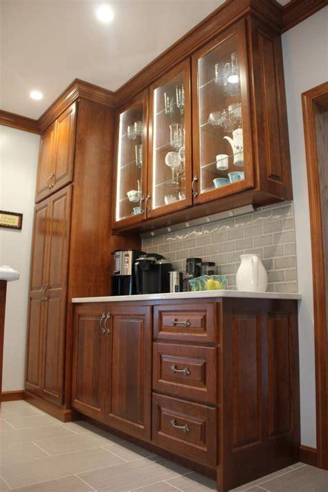 custom wood kitchen cabinets cherry kitchen cabinets titusville pa fairfield 6407