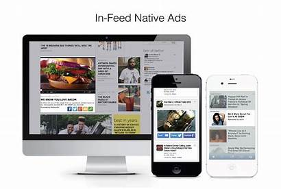 Native Advertising Ads Feed Benefits