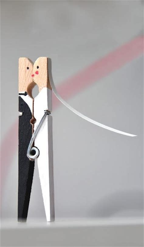 easy upcycled  creative diy clothespin crafts idea
