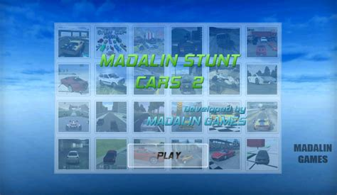 Madalin Stunt Cars 2 Unblocked • Games • Yandere Simulator