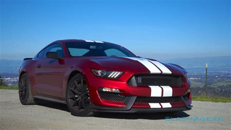 2017 Mustang Shelby by 2017 Ford Mustang Shelby Gt350 Gallery Slashgear