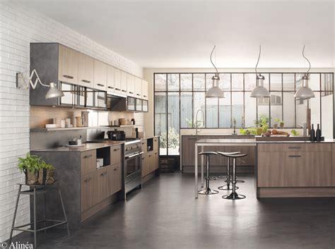 cuisine de style décoration cuisine style industriel