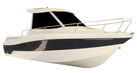cabin fish barca da pesca cabinata senza patente fisher