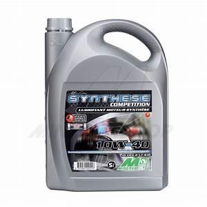 Quantité Huile Moteur : huile moteur synthese competition minerva 10w 40 5 l ~ Gottalentnigeria.com Avis de Voitures